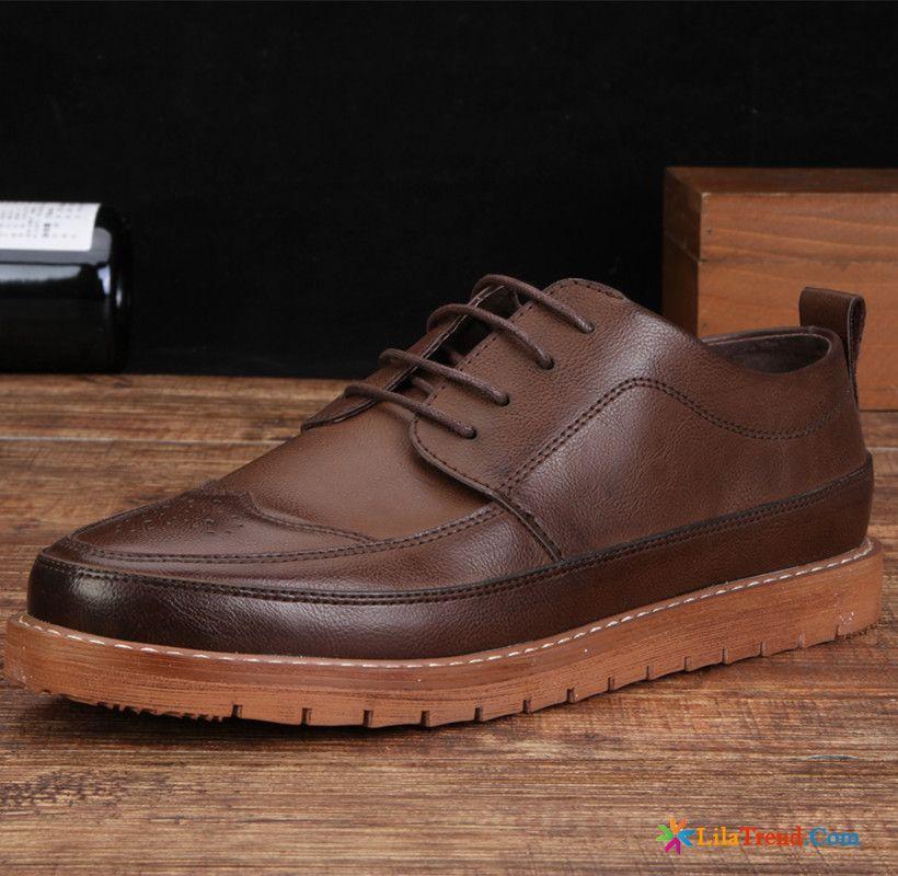 8446956d90f11f Gute Winterschuhe Herren Dunkelgrün Schüler Niedrig British Skaterschuhe  Schuhe Kaufen