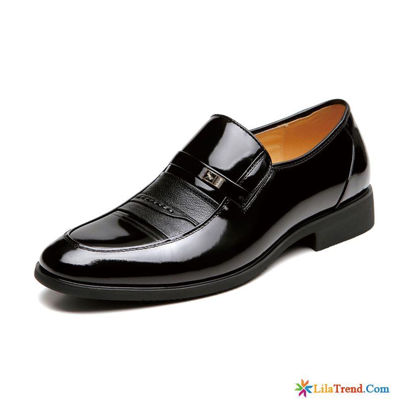 Geschäft Lederschuhe Herren Lackleder Feder Mode Handgenähte Schuhe uOXZwiTkP