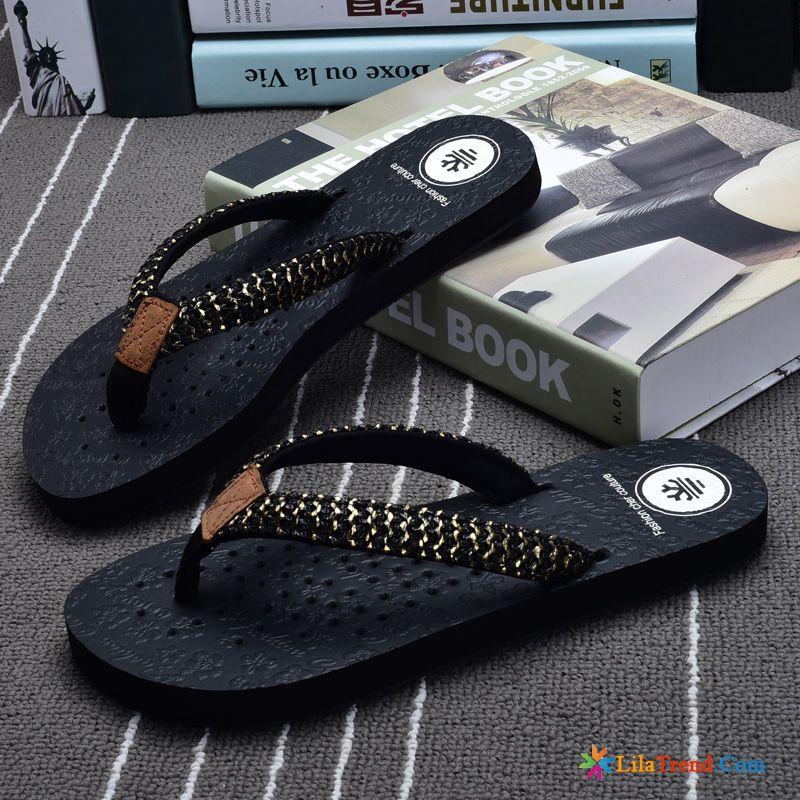 Damen Schuhe Hausschuhe Günstig Trend Flache Lustige 2IDH9E