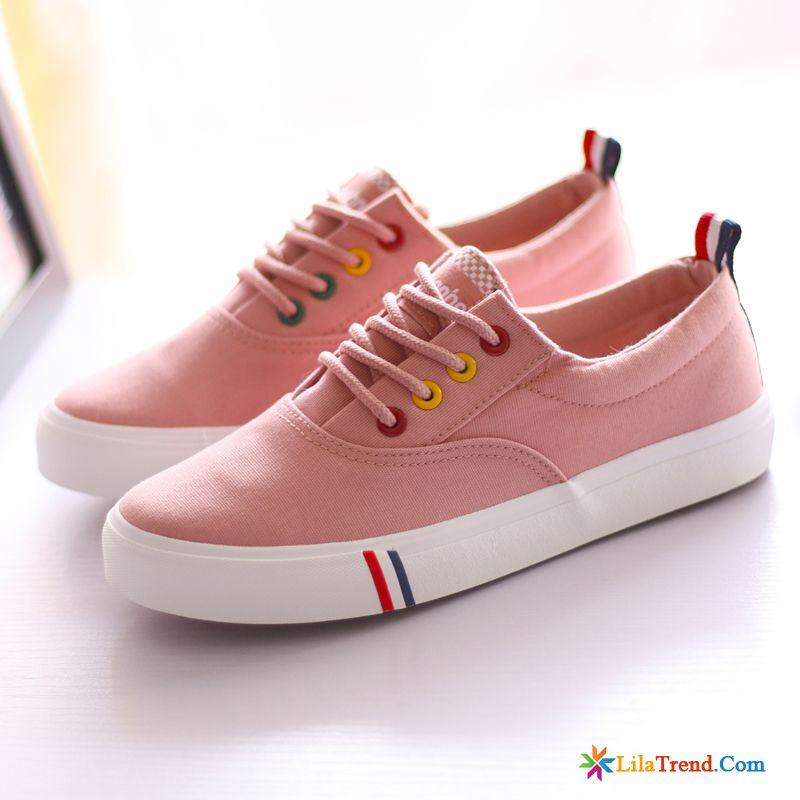 Schuhe lachs rosa