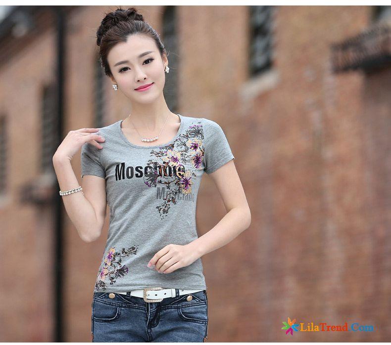 wholesale dealer baaad d56d2 Coole Damen Shirts Neu Mantel Damen Nationalen Stil T-shirts ...