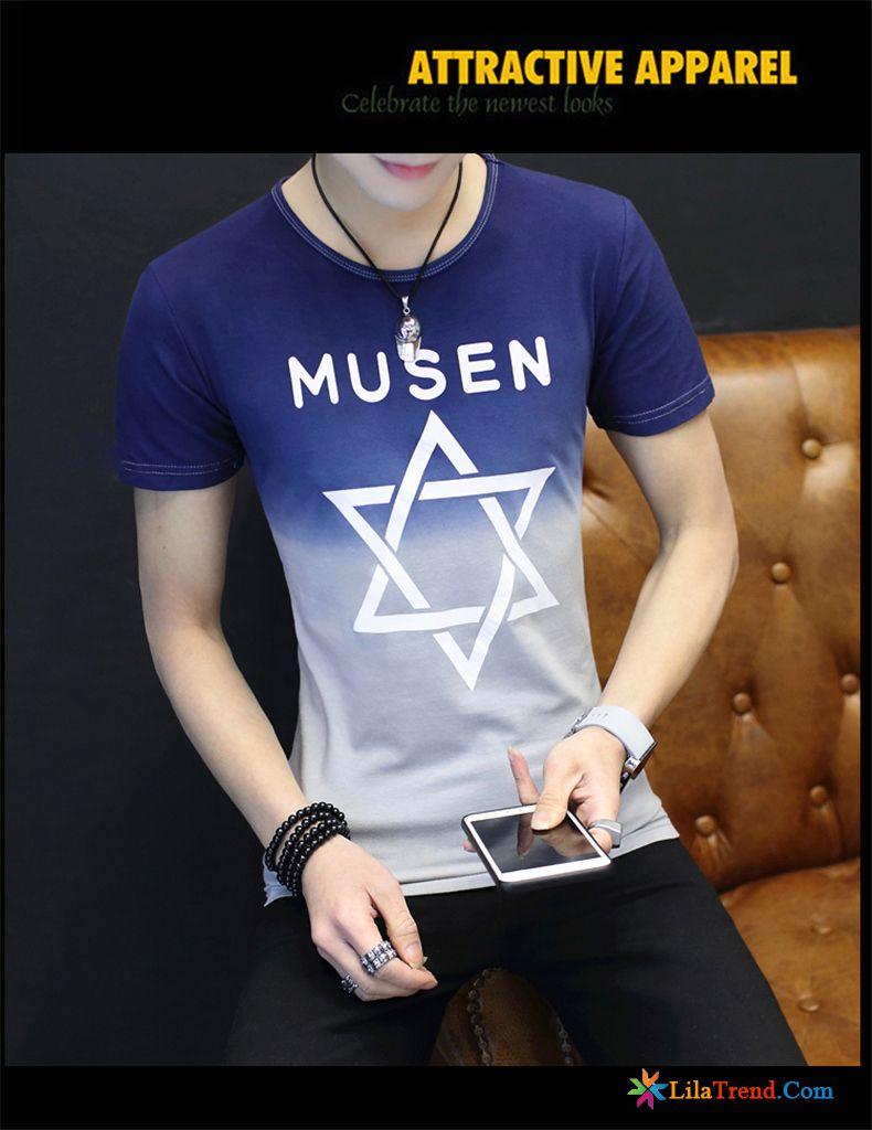 outlet store 2c043 e0d36 Herren T Shirt Mit V Ausschnitt Orange Sommer Persönlichkeit ...