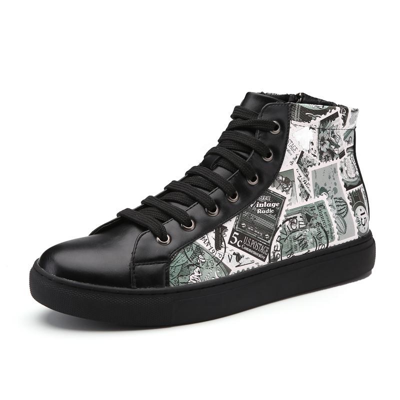49bf681b84a505 Coole Winterschuhe Männer Atmungsaktiv Sportschuhe Mode Skaterschuhe Schuhe  Kaufen