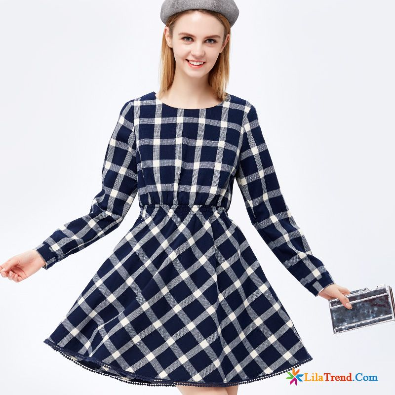 92f3ab45fc4f Damen Kleid Mode Fett Damen Große Größe Lose Kleider Günstig