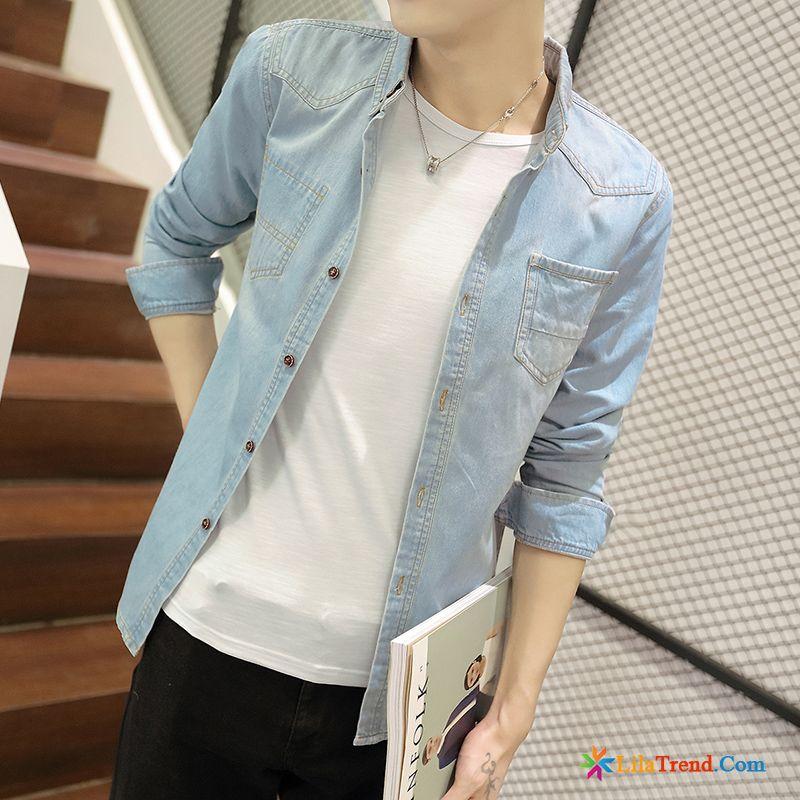sale retailer da1e0 8c951 Hemd Gepunktet Männer Durchsichtig Schüler Hemden Trend ...