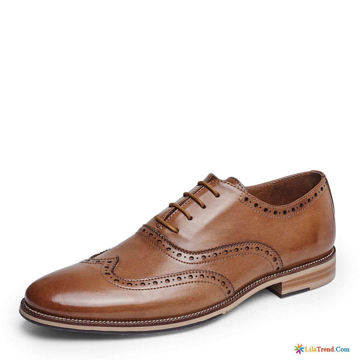 Italienische Schuhe Herren Violett British Casual Jugend