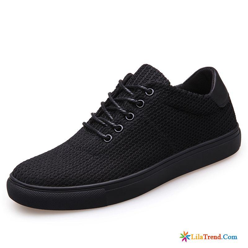 9016ccd38c0119 Männer Schuhe Online Schwarz Schuhe Tuch Schuhe Casual Feder Verkaufen
