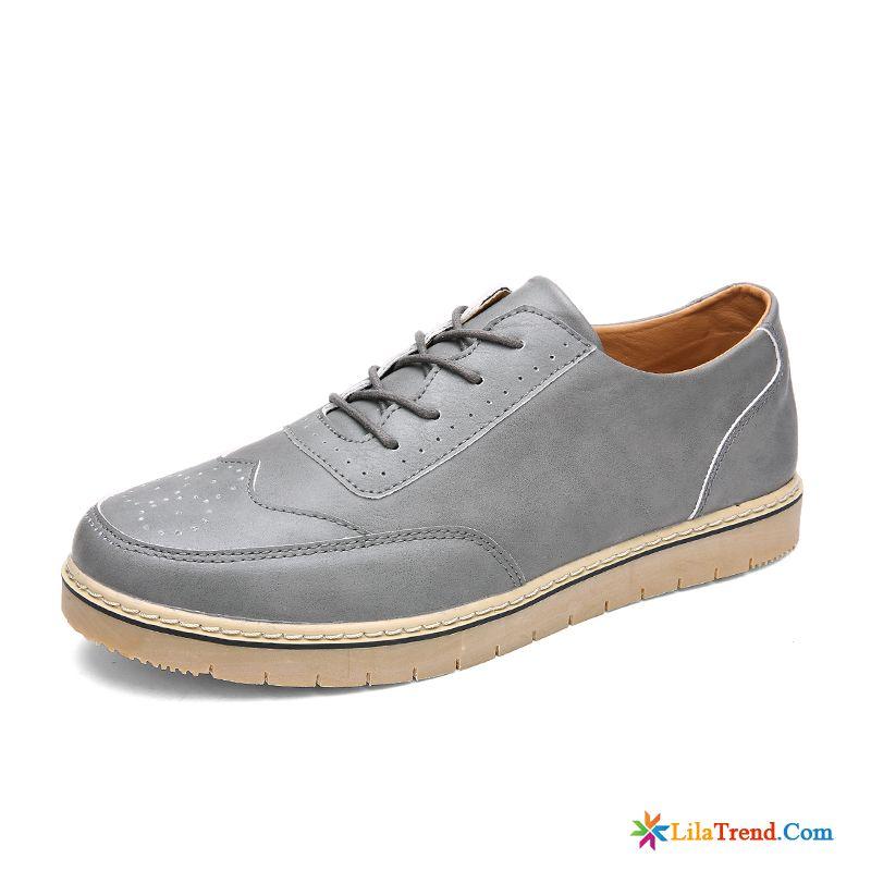 07742b49d138 Schuhe Für Junge Männer Farbig Herbst Casual Einfach Trend Mode