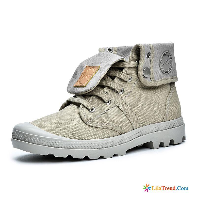 wholesale dealer 9f967 da0c5 Schuhe Klettverschluss Herren Stiefel Cargo British ...