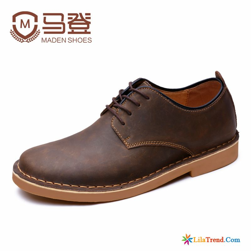 quality design d6802 f7a5a Schuhe Online Bestellen Herbst Trend Casual Lederschuhe ...
