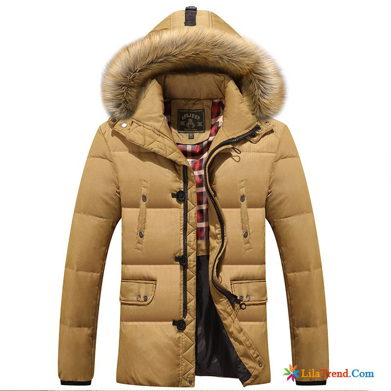 Warme winterjacke gunstig