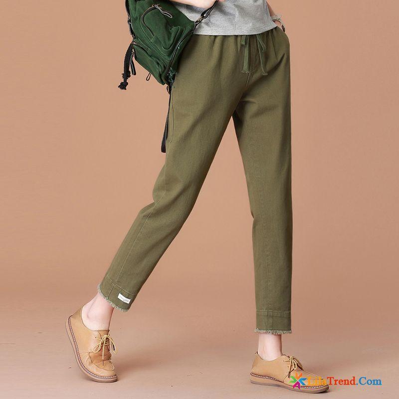 b39e039203578a Stretch Damenhosen Freizeit Trend Hose Neu Rand Günstig