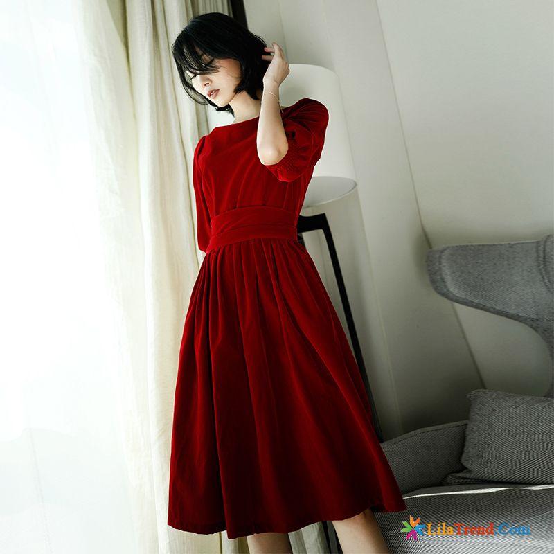 best website 34d9b 843a4 Weißes Kleid Falten Kleider Schönheit Golden Neu Billig