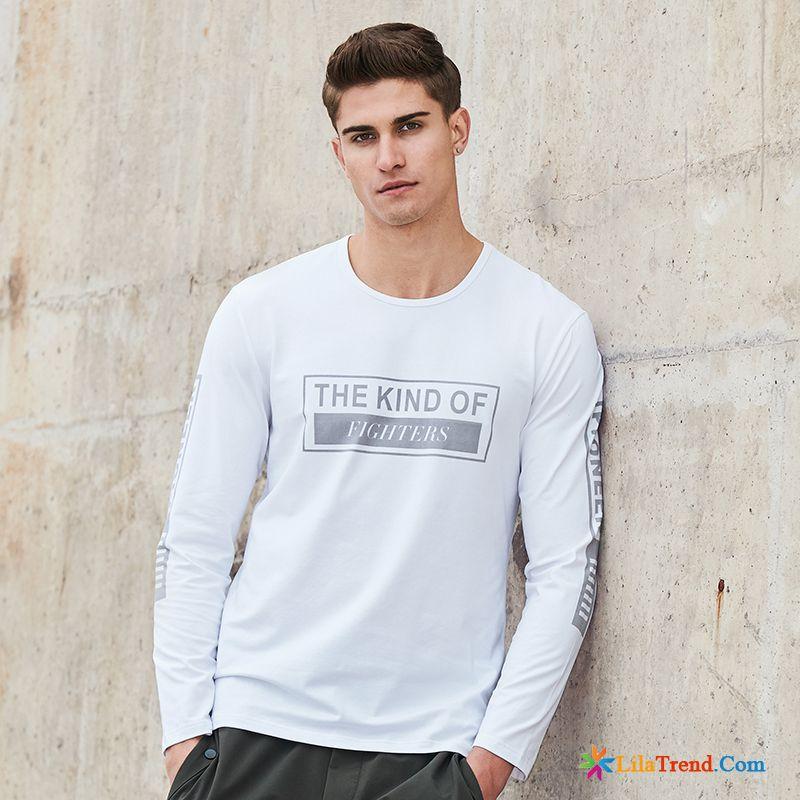 buy popular 99a09 d36ae Weißes T Shirt V Ausschnitt Herren Grau Dünn Neu Mantel ...